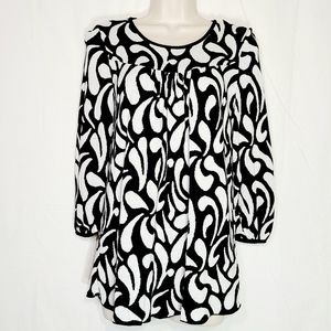 Style & Co. | Long Sleeve Knit Top Size M